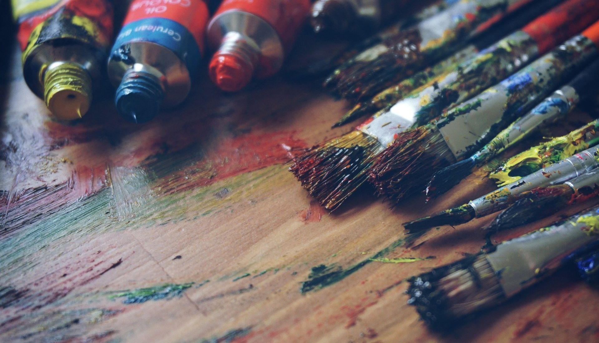 Peinture à l'huile - Groupe A