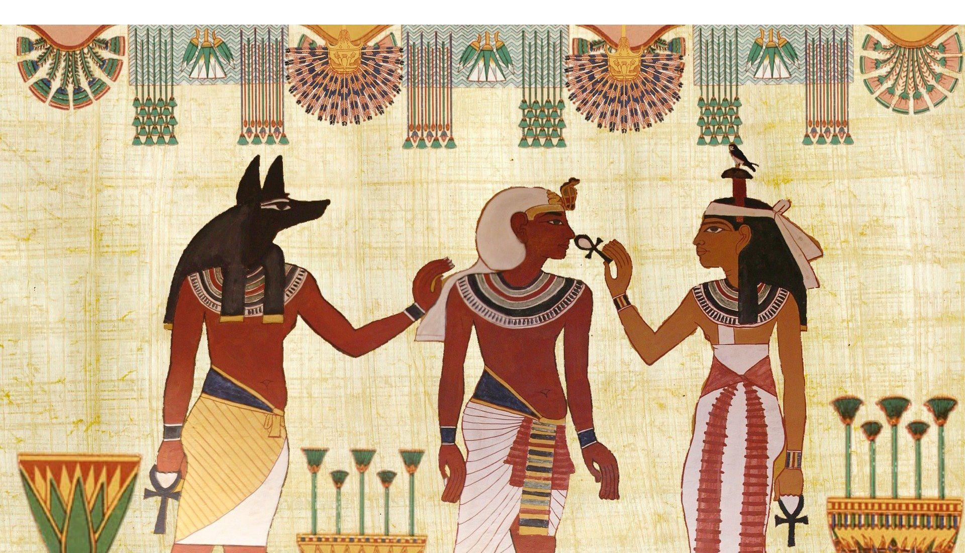 Ateliers égyptologie enfants (6/11 ans)