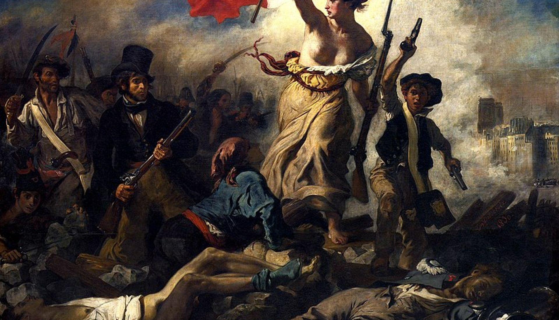 La peinture en France au XIXème siècle