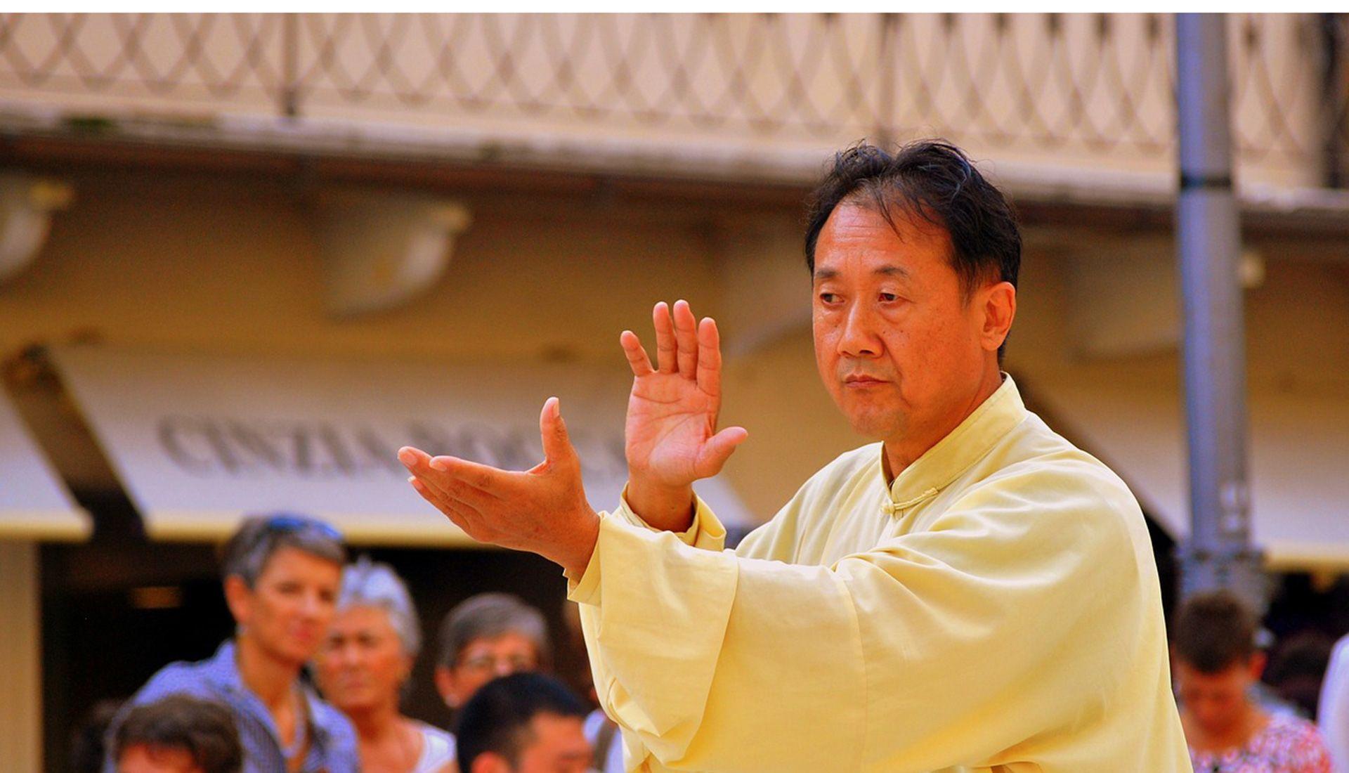 Gymnastique chinoise Baduanjin八段錦