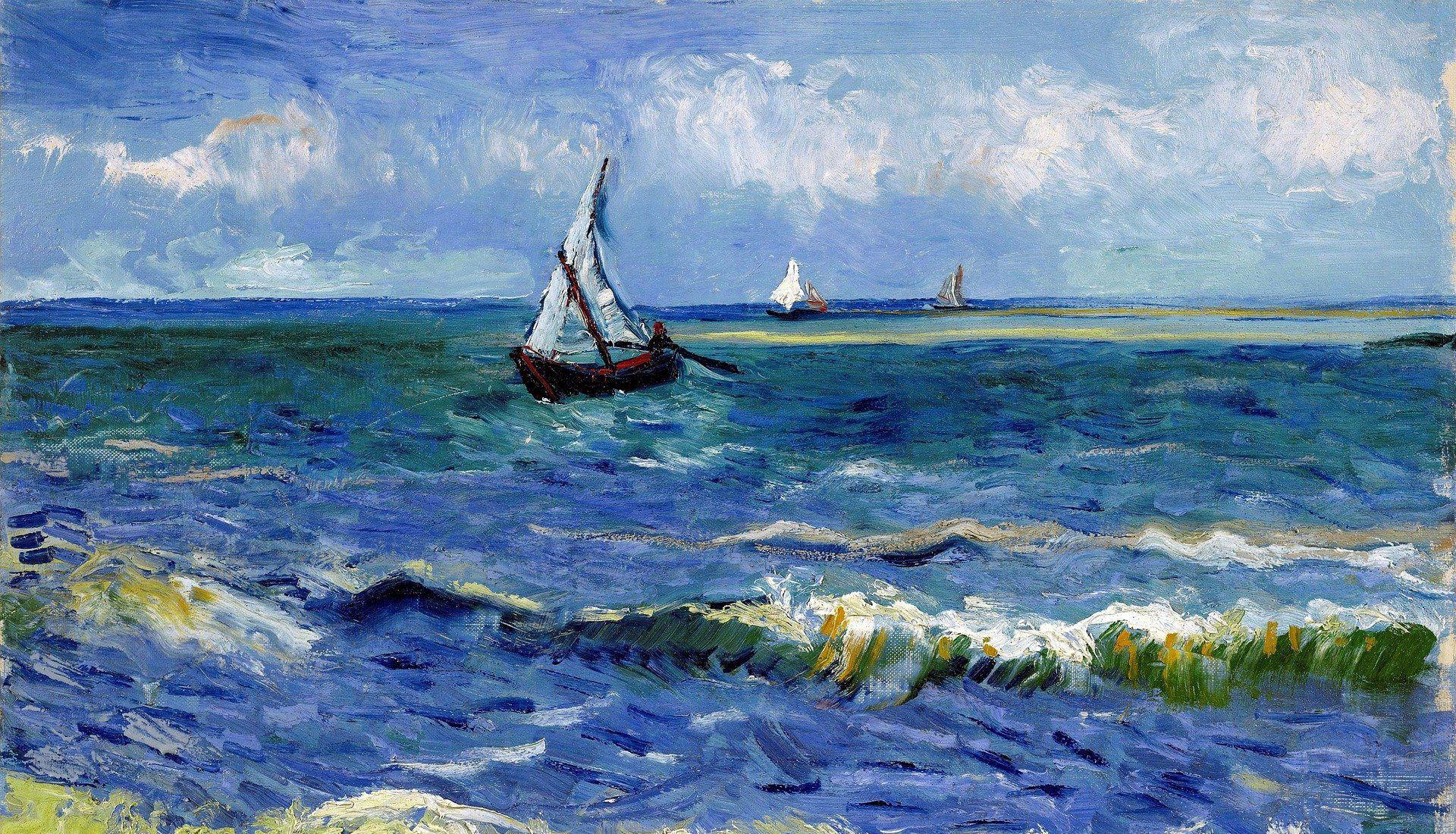 La peinture en France au XIXème siècle : du néo-classicisme aux impressionnistes