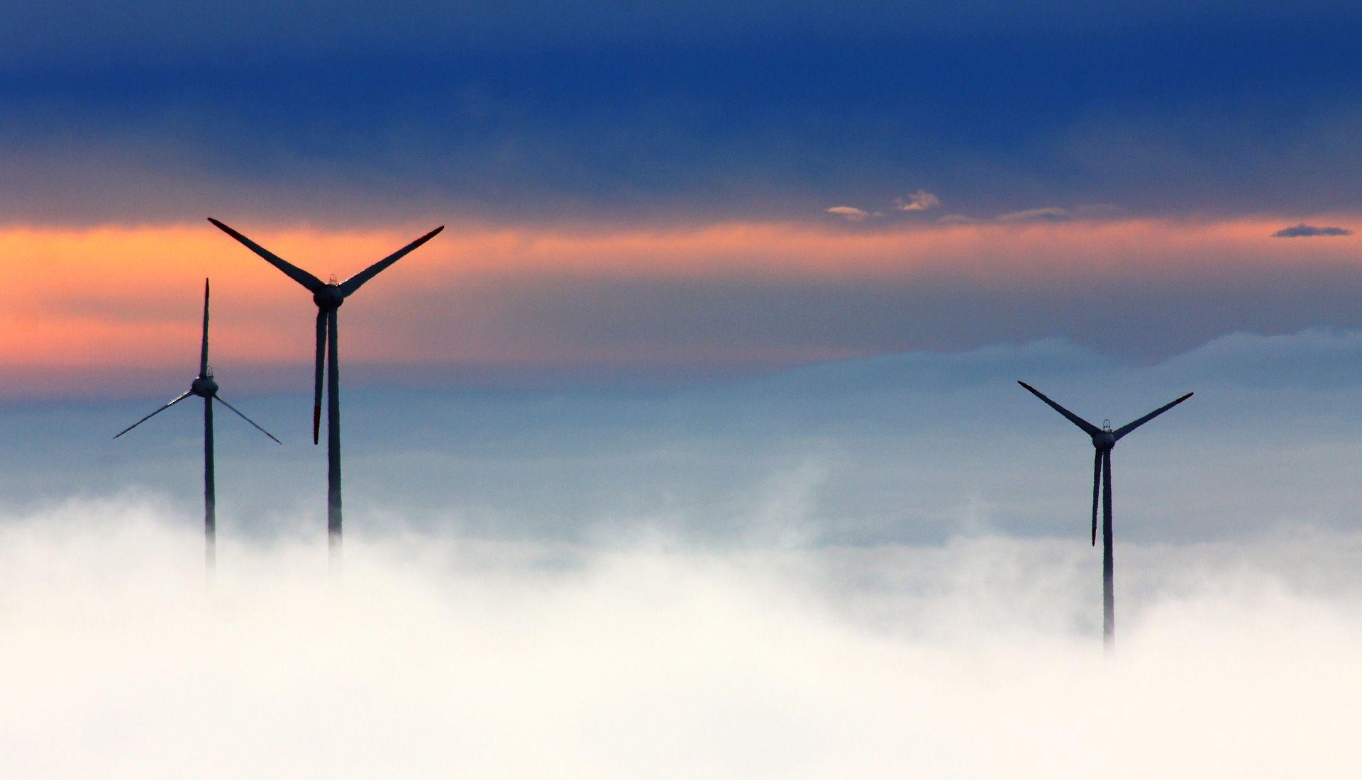 Nucléaire (centrale du Tricastin) - Hydraulique - photovoltaïque - éolien (Mondragon)