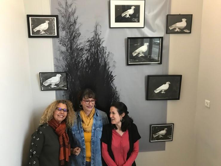Vernissage atelier dessin - mars 2019