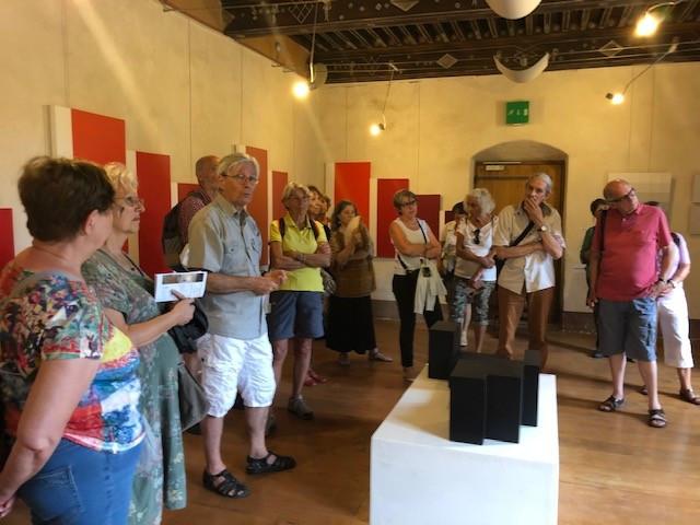 Sortie culturelle Villefort - juillet 2019
