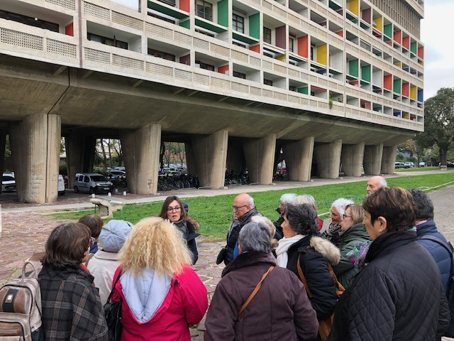 Sortie culturelle Marseille - novembre 2019