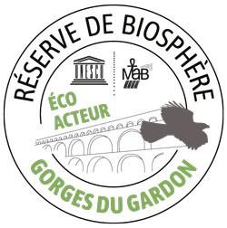 Réserve de Biosphère des Gorges du Gardon - Pour voir la vie en vert !