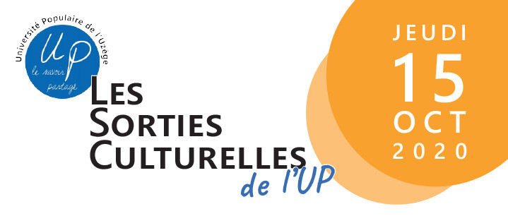 Sortie culturelle à Aix-en-Provence   octobre 2020