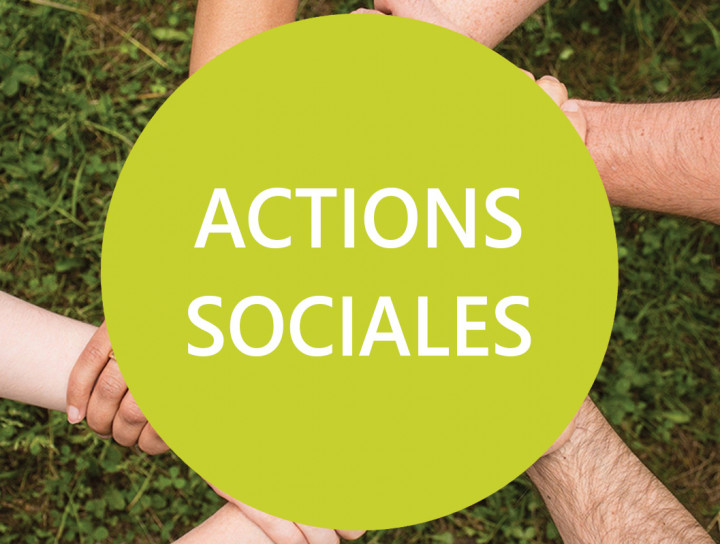 Actions sociales